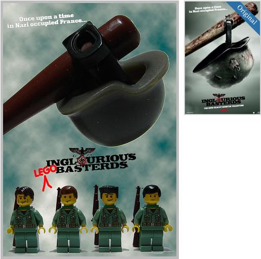 Inglorious Lego Basterds