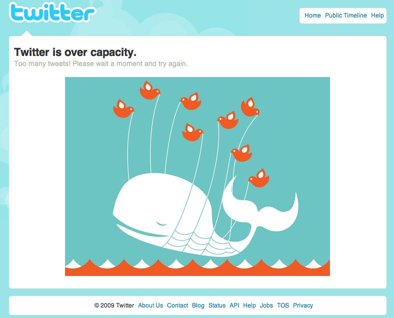 Twitter Implodes